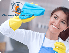 Cleaners in Hampstead