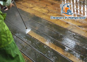 Patio Cleaning Hampstead